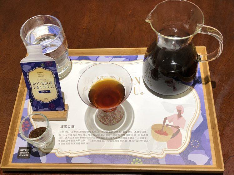 COFFEE LOVER's PLANET提供店內飲用,每杯580元。圖/SOG...
