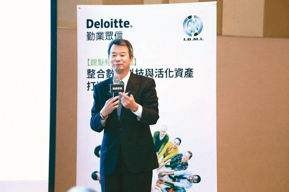 Deloitte日本醫療照護產業負責人和田賴知。 勤業眾信/提供