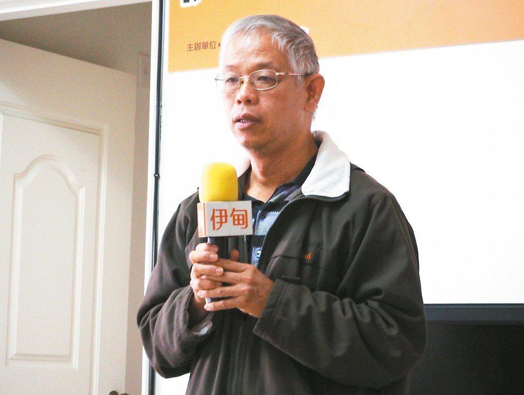 台中牙醫師陳偉宗把對父母的思念,延續對弱勢的關懷。 記者喻文玟/攝影