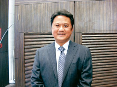 玉晶光董事長陳天慶。 圖/經濟日報提供