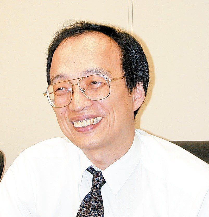 奇景光電總經理吳炳昇。聯合報系資料照