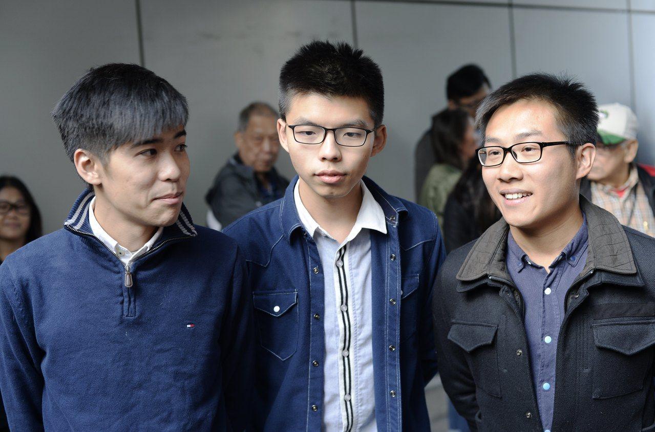 佔旺清場案另定日子判刑,黃之鋒稱平常心面對。 香港中國通訊社