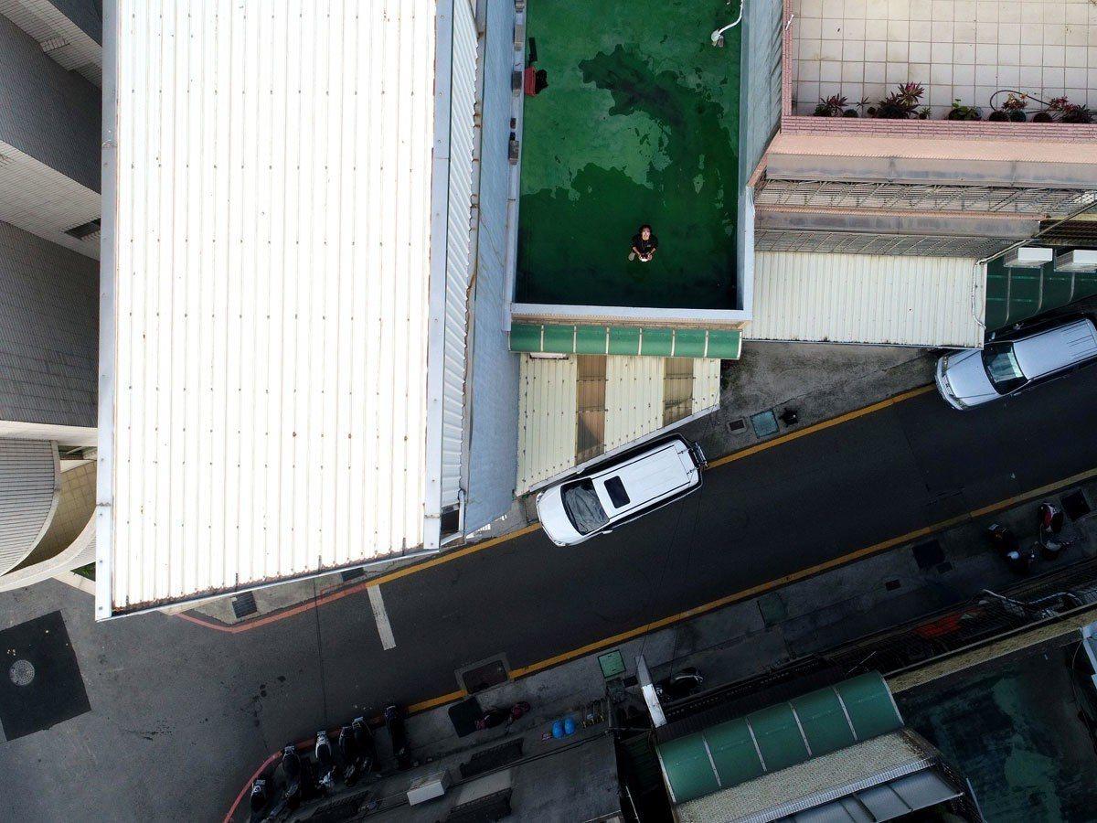 拍攝點|新竹市自家屋頂/最佳拍攝時間|不限/攝影師|林承志