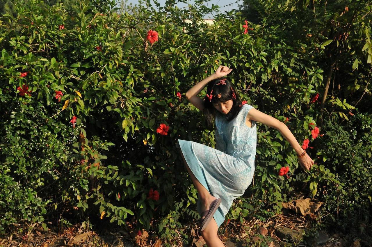 沈琬婷,23歲就一鳴驚人以《吉卜拉》拿下臺灣文學獎。 圖/沈琬婷提供