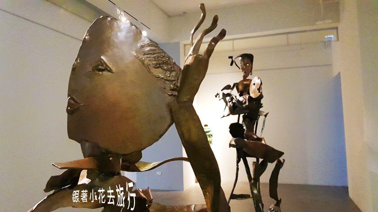 李光裕大師的雕塑很有韻味,免費的展,又能夠看到威尼斯同步的作品展出,機會難得。 ...
