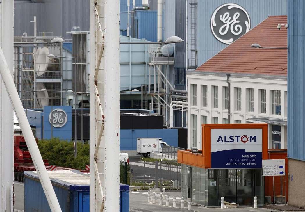 GE併購法國阿爾斯通的能源事業,如今看來是錯誤決策。(路透)