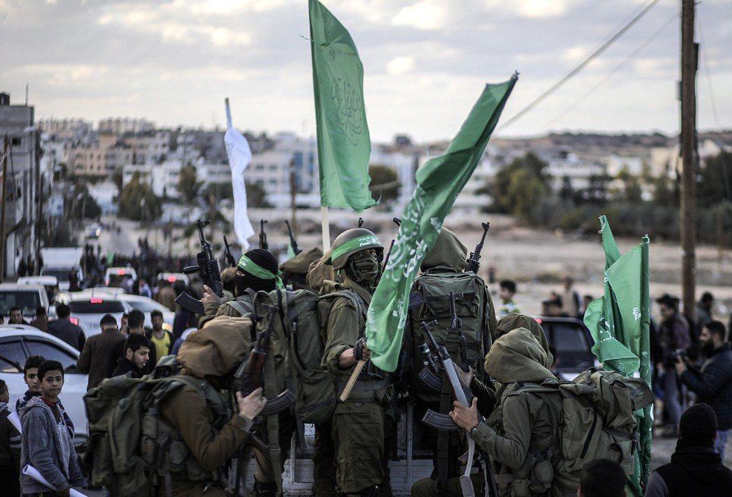 影/川普承認耶路撒冷是以國首都 巴人發射火箭且想起義