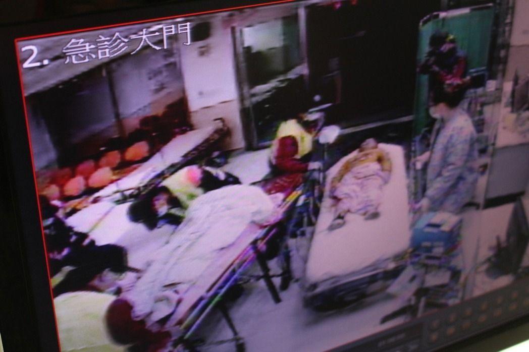 雲林縣黃姓12歲女童及9歲男童後今天清晨送到嘉義基督教醫院急救。圖/報系資料照片