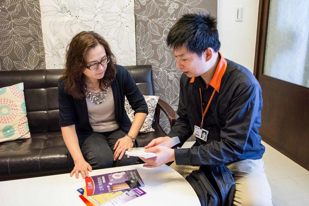 特力屋好幫手瞄準樂齡族市場,推出居家相關的服務。圖/特力屋提供