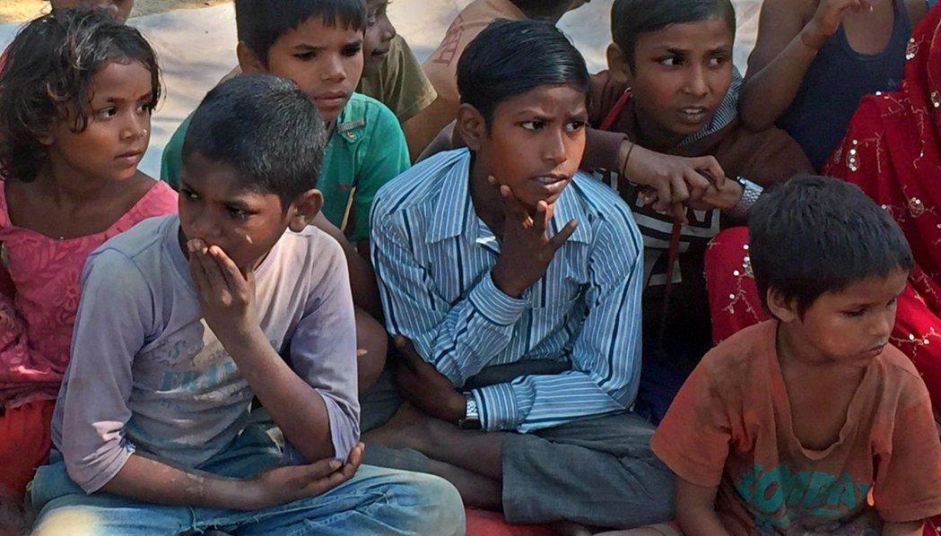 印度東北部的「吃鼠人」穆薩哈爾人。World Pulse