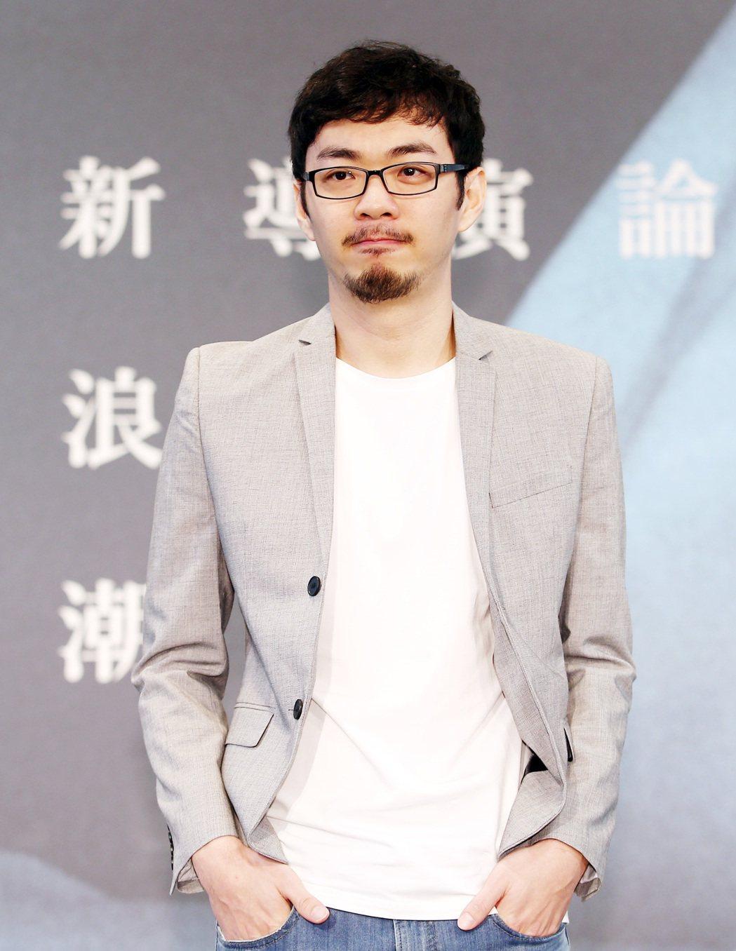 程偉豪是今年台灣票房表現最好的導演。記者杜建重/攝影