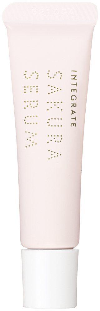 INTEGRATE櫻花潤色護唇美容液,售價220元。圖/INTEGRATE提供