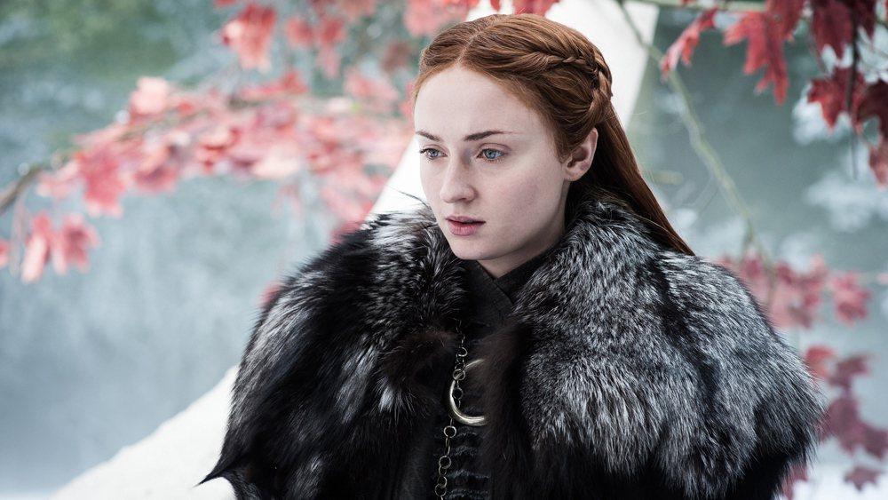 蘇菲透納親口表示「冰與火之歌:權力遊戲」最終季要2019年才推出。圖/摘自HBO