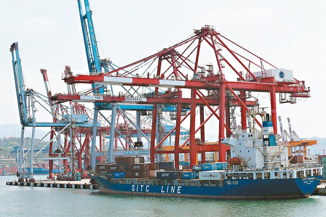 財政部公布11月進出口統計,出口288.8億美元,創新高,年增14%,出現連14...
