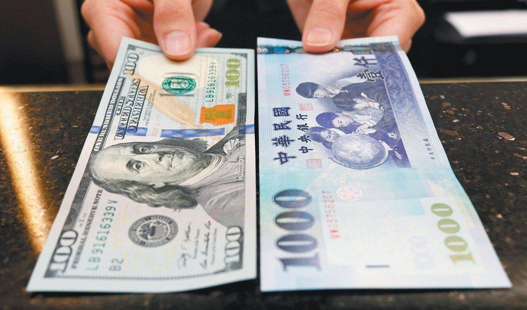 觀察人士質疑台灣央行又在尾盤干預匯率,央行否認。 (路透)