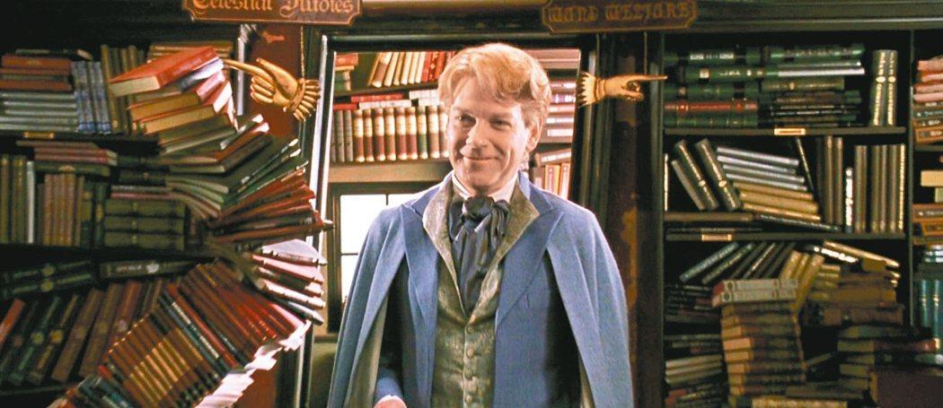 肯尼斯布萊納演出多部大片,曾在「哈利波特:消失的密室」中現身。 圖/華納兄弟提供