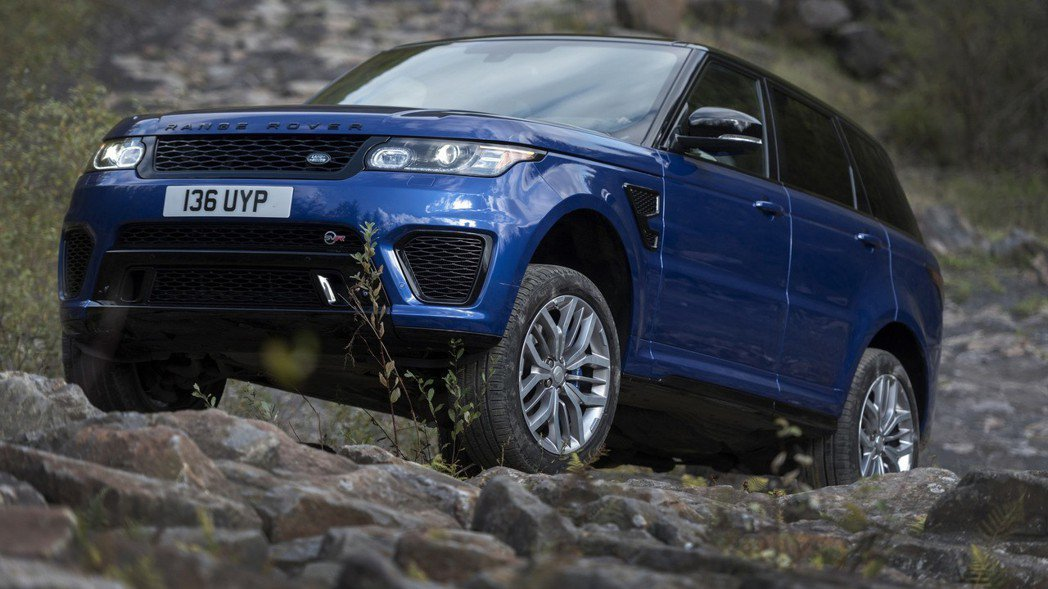 Land Rover Range Rover Sport。 摘自Land Rover