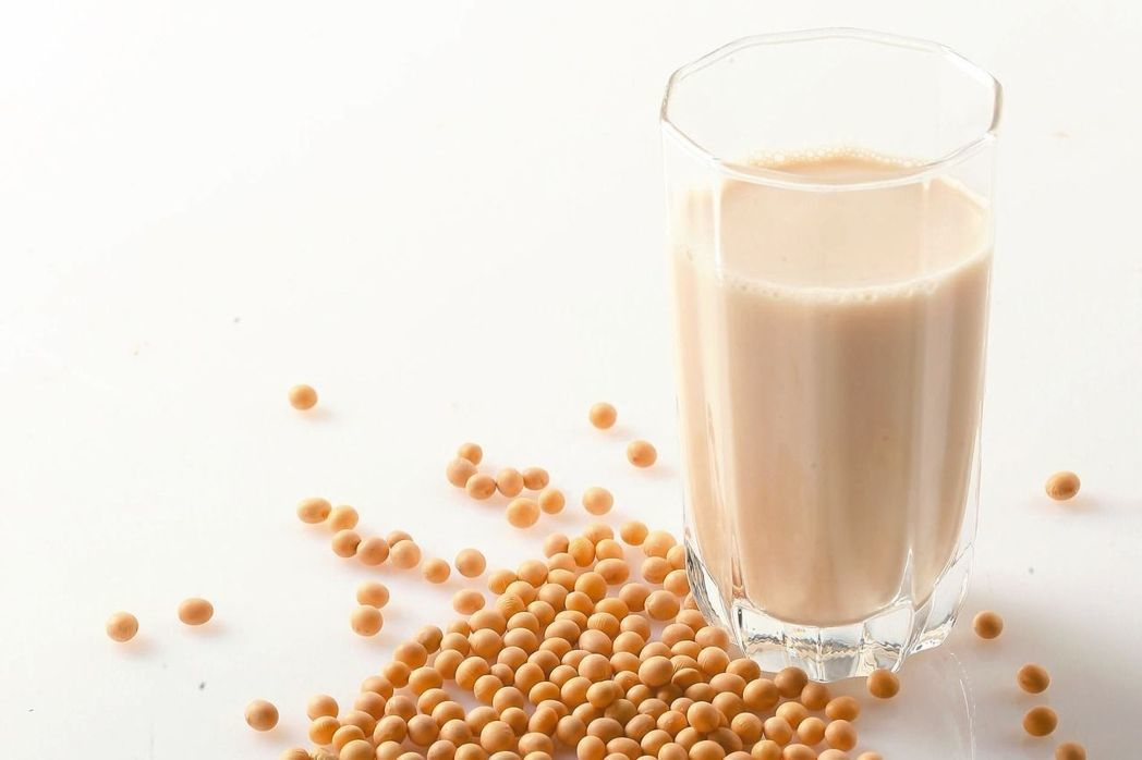 豆漿主要成分是黃豆。 圖/本報資料照片