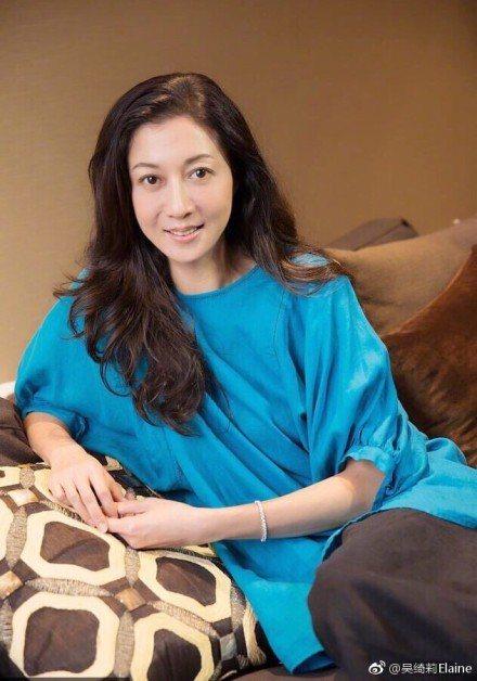 吳綺莉近年與女兒吳卓林的關係鬧出不少風波。圖/摘自微博