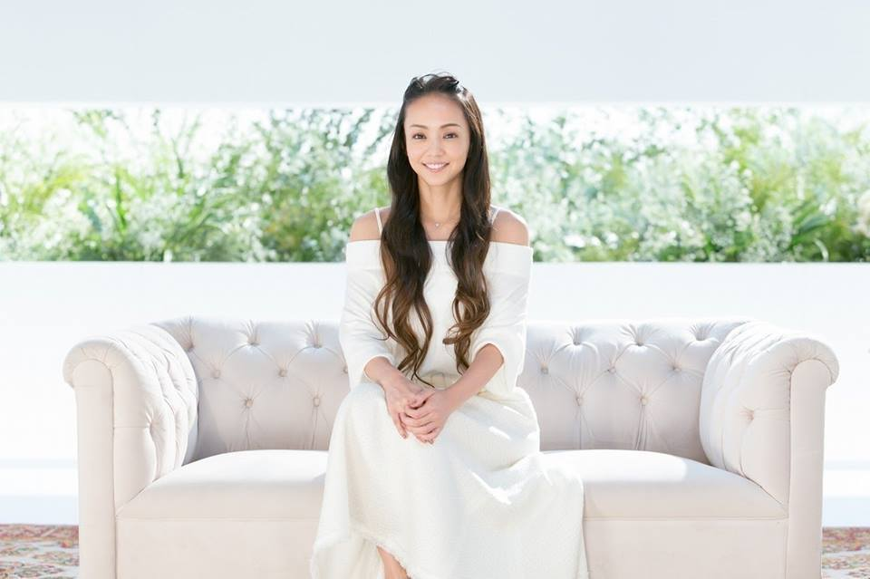安室奈美惠引退,說要去享受人生了。圖/摘自推特
