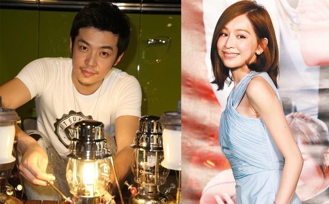 王心凌(右)和姚元浩分手情侶為了「內褲門」事件鬧僵,成了最糟榜樣。圖/本報資料照