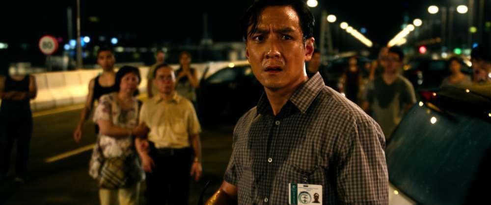 吳彥祖(右)演出的「氣象戰」也擠進最賣座外片榜單。圖/摘自imdb