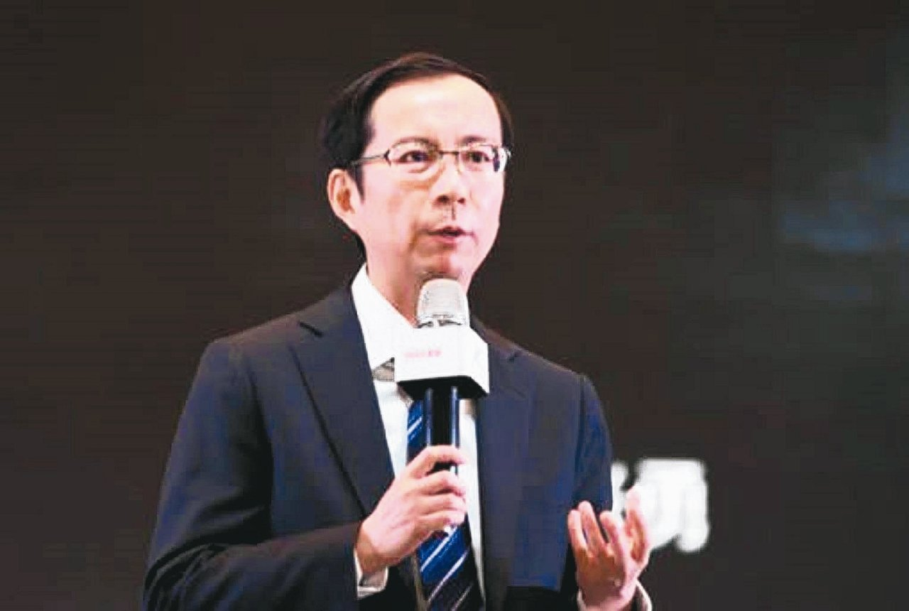 阿里巴巴CEO張勇 (網路照片)
