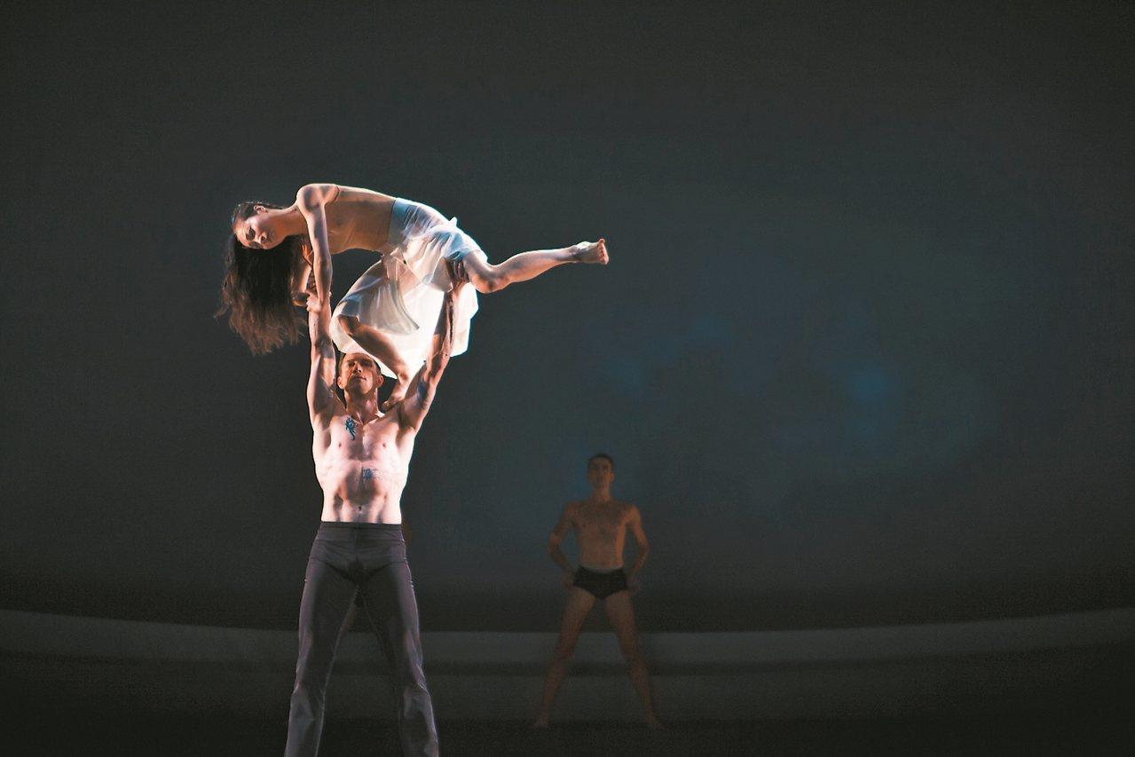 葛蘭姆舞團《春之祭》。 聯合數位文創/提供