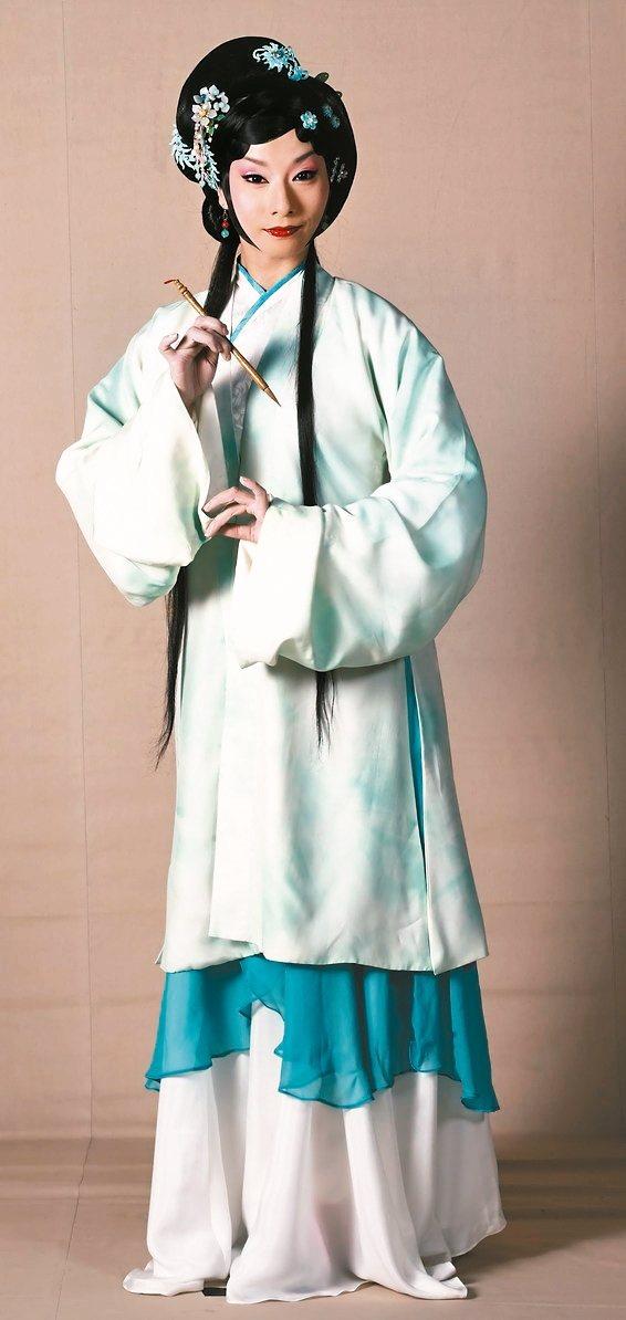 《清輝朗照──李清照和她的二個男人》。 辜公亮文教基金會/提供