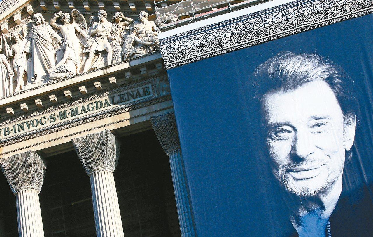 有「法國貓王」稱號的搖滾巨星強尼哈勒戴6日不敵肺癌病魔溘然長逝,享壽74歲。 美...