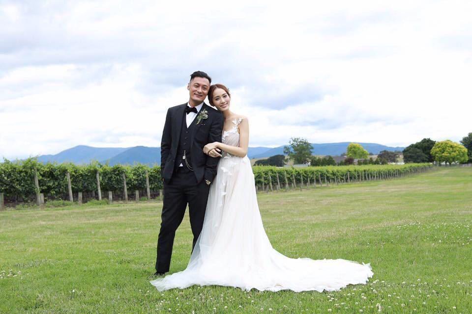余文樂(左)與王棠云(右)日前宣布結婚,近期盛傳2人是奉子成婚。圖/寰亞傳媒提供