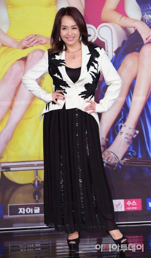 朴海美曾演過多部韓劇。圖/摘自asiatoday