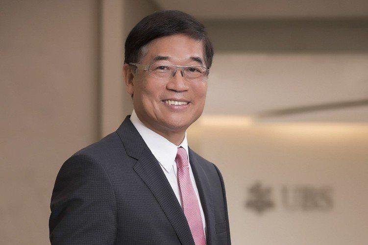 瑞銀副董事長劉瑞霖建議,家族企業傳承,應考慮「分配公平」。 圖/瑞銀提供