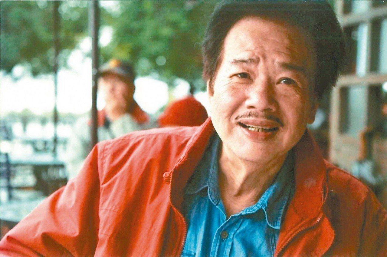 曾獲國家文藝獎得主的李永平,日前辭世。 圖/文訊雜誌提供