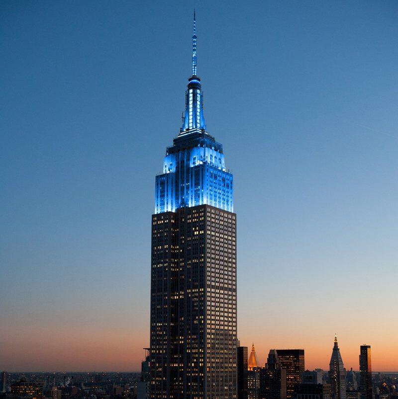 國際人權日 全球24座地標以藍光點亮 劉霞致函:我要瘋了 魏碧洲