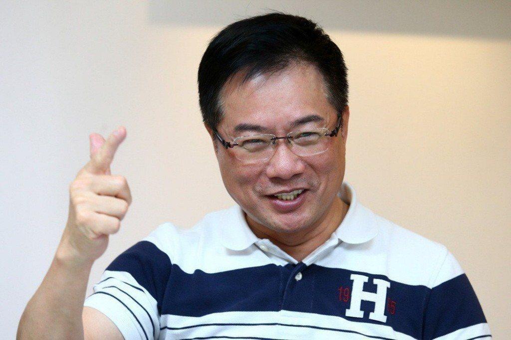前國民黨政策委員會執行長蔡正元。 圖/聯合報系資料照片