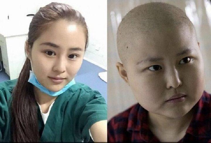 27歲護士張希罹癌,夫家卻冷漠以對。取自搜狐新聞