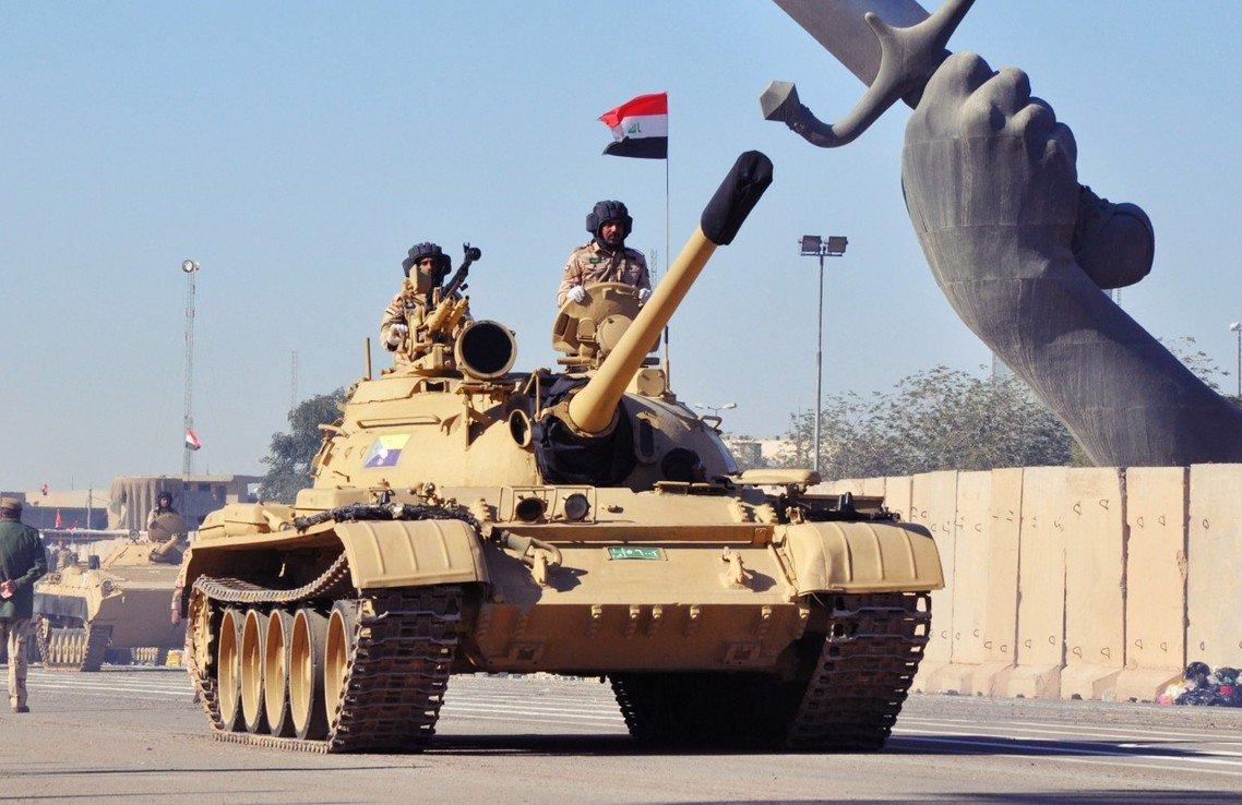 ISIS抗戰真的落幕?伊拉克高調的「勝利大閱兵」 圖/路透社