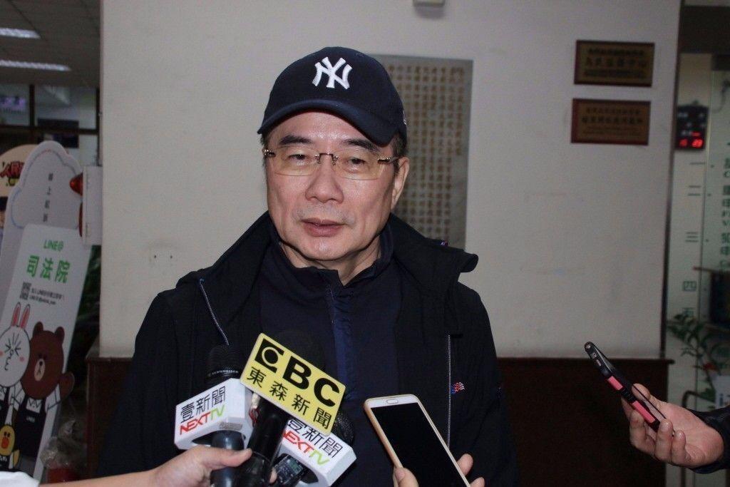 國民黨前政策會執行長蔡正元。 本報資料照片