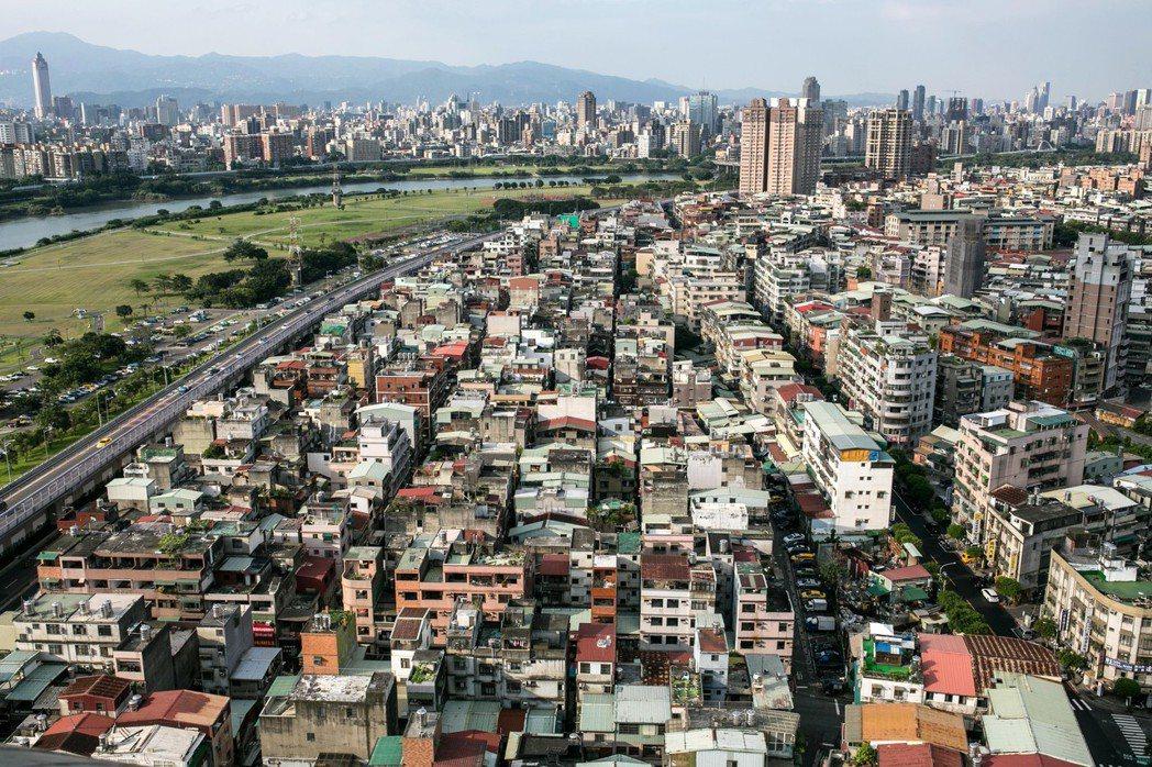 都市更新的政策走向深深影響我們的城市形貌、內涵,因此每個人都需要關注。 圖/新北市城鄉局提供