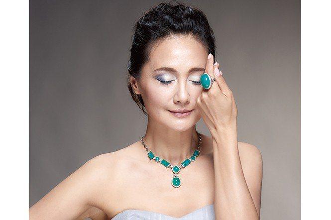 印尼產的台灣藍寶。(靓睛金珠寶)