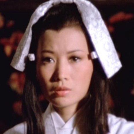 「流星、蝴蝶、劍」中,井莉飾演不食人間煙火的小蝶。圖/摘自HKMDB