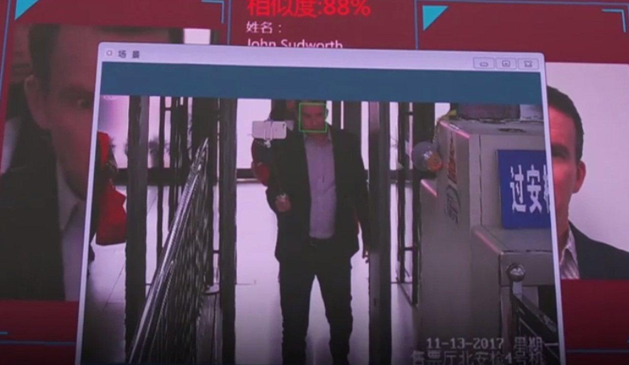 BBC記者蘇德沃斯剛走進車站售票廳,警方就已在監控中,發現蘇德沃斯的蹤跡。觀察者...
