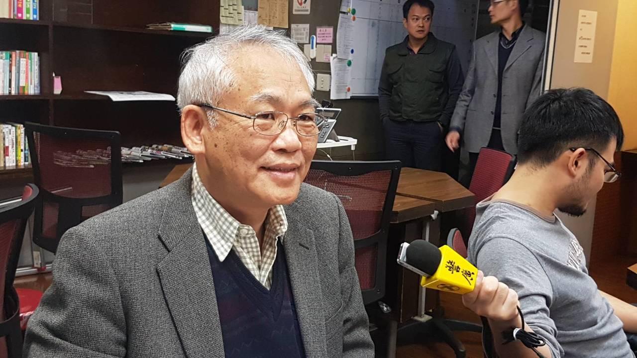 清大教務長戴念華。聯合報系資料照片/記者吳佩旻攝影