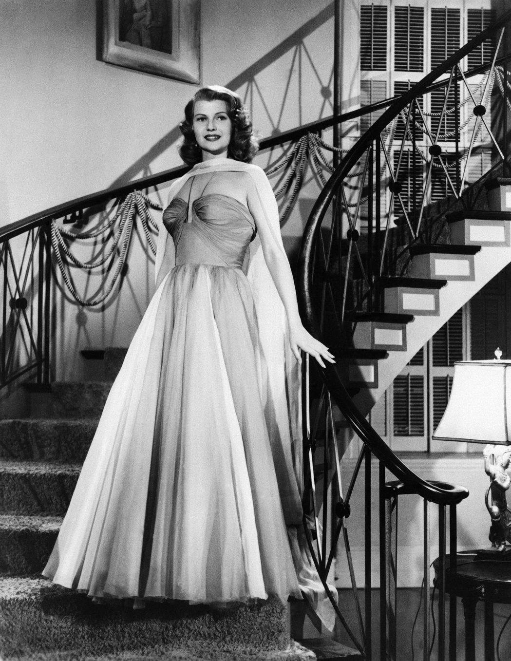 好萊塢性感女神麗塔海華絲也曾當過王妃。圖/美聯社