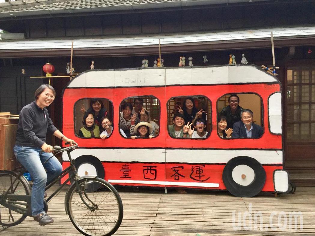 雲林故事館10歲生日,來自國內外的故事人將一起歡慶,邀請全國熱愛故事的民眾到雲林...