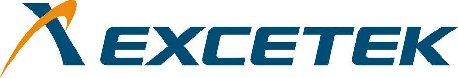 精呈EXCETEK企業識別,傳達奉獻信賴、追求卓越、創新技術意涵。