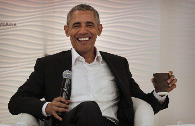美國前總統歐巴馬。美聯社