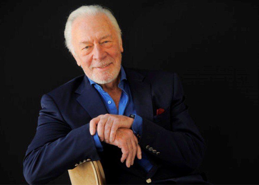 87歲的加拿大影星克里斯多夫普拉瑪(Christopher Plummer)。