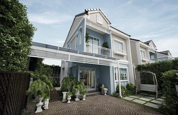 Areeya 公司推出的別墅500多萬元新台幣即可擁有。